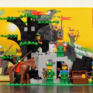 【発掘なつレゴ】6066 森のかくれ家(1988年発売)