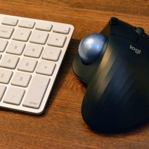 【トラックボールマウス】一度触れたらもう手放せない!ERGO M575