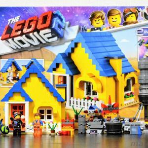 【LEGO】70831 エメットのドリームハウス(2019年発売)