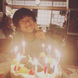 ともくん10歳のお誕生日おめでとう✨❤️✨