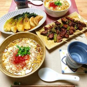 麻婆麺♪御膳♪