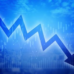 米国株式市場は反落でフィニッシュ
