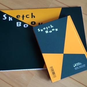 マルマン100周年記念限定「図案」A6スケッチブック