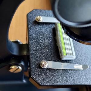寿命5倍に!カミソリ刃クリーナーの効果を顕微鏡で見てみました