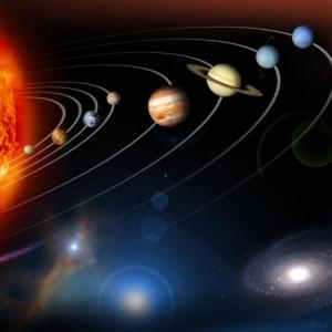 2020/7月『惑星直列』太陽を中心に約90度内に8つの惑星が!