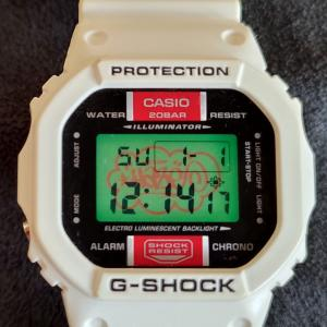 G-SHOCK(DW-5600)12年目で初!電池交換方法詳細とコツ