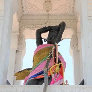 バンコク王宮エリアの穴場!降魔の女神『プラメートラニー像』への行き方