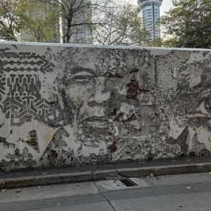 タイ ストリートアートの聖地ジャルンクルン通り