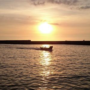 台北 淡水『漁人埠頭(碼頭)情人橋』の夕陽は見るべき!行き方も紹介します