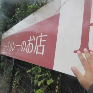 出発!ごめん奈半利線の旅:伊尾木駅『スープカレー&カフェ chez nous』でスープカレーを!