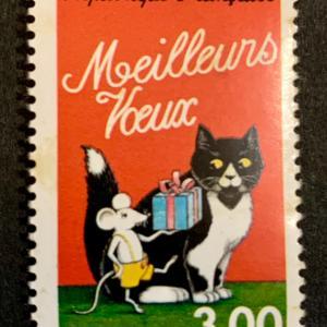 猫切手コレクション