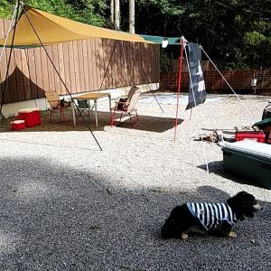 ほぼ貸し切りキャンプ