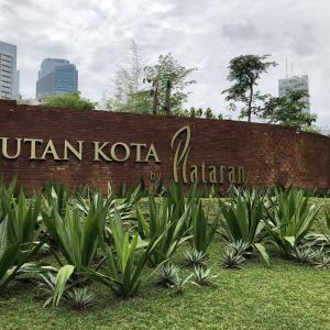 都会のオアシス!広大な庭園が広がるカフェレストラン@Hutan Kota Plataran