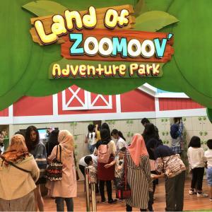 集中力を育む!工作や種遊びが楽しめる遊び場@ Land of ZOOMOOV