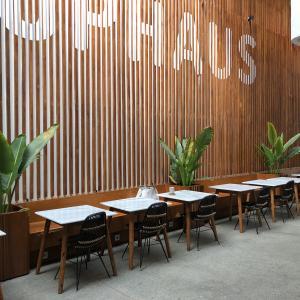 お洒落なショップが集まるカフェスペース@SHOP HAUS(ショップハウス)