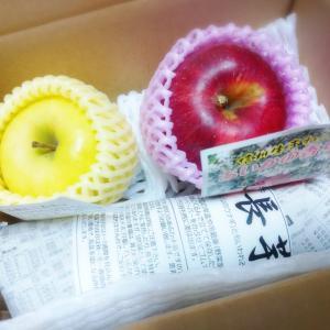 人気商品の長芋とおすすめりんご2点セット