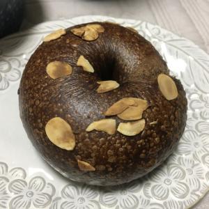 【パン屋】チョコ&チョコベーグル@VANITOY BAGLE【国分寺】