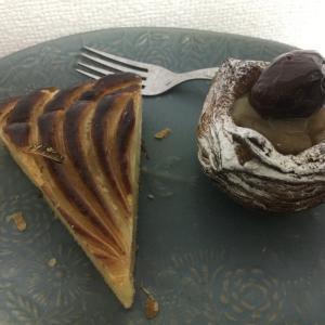 【パン屋】ガレットデロワ と 栗のパイ@ネモ・ベーカリー&カフェ*2*【武蔵小山】