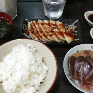 東新宿「魚匠屋」刺身食べ放題ランチ