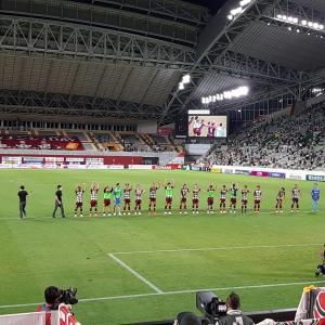 2020第19節 ヴィッセル神戸vsコンサドーレ札幌
