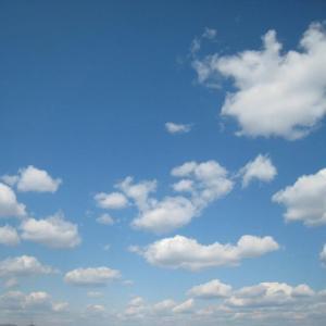 『散歩の空』(200324)