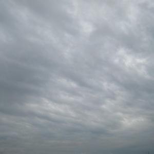 『散歩の空』(200714)