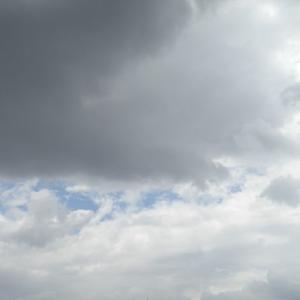 『きょうは不安定な天気だった』(210705)