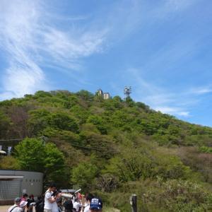 ゴールデンウィークだし筑波山に行ってみた!