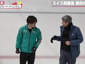 「次の試合はまだ決まっていない」by昌磨