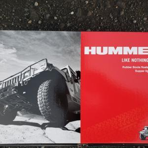HUMMER 新車購入