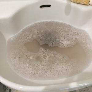 ユニクロのウルトラライトダウンを家で洗濯してみたら。。。