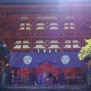 丹生都比売神社で結婚式・粉河寺で和装ブライダルロケ撮影