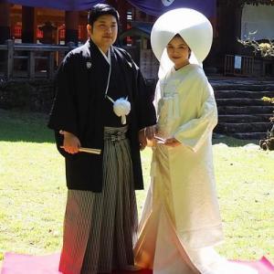 日本髪の花嫁さま