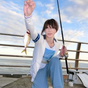 釣れた魚で、唐揚げと煮物
