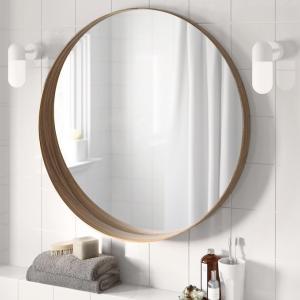 ikea(イケア)で可愛い丸鏡を購入!今日は私が運転しました。