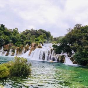 [クロアチア]ヨーロッパ一美しい滝クルカ国立公園