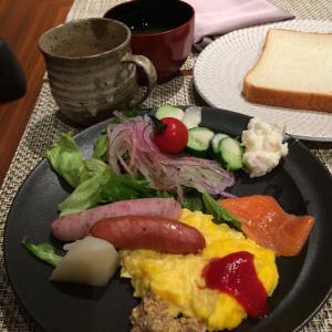 高輪プリンス グランドフロアの朝食