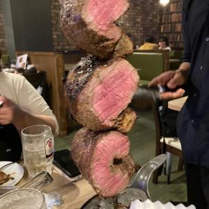 肉屋の台所@明大前で、きんぎょじるしの周年祭!