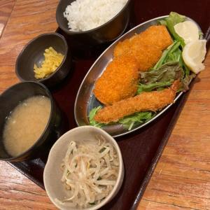 丸港水産@新宿三丁目→カブトで鰻串一通り