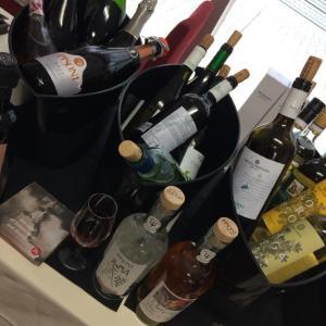 プロ向け、イタリアワイン試飲会