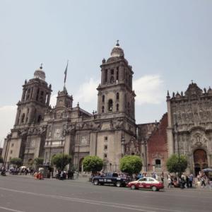 メキシコの歴史を垣間見ることができる「メキシコ・シティ歴史地区」
