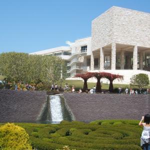 【ロサンゼルスでおすすめ No.1 の美術館】J・ポール・ゲッティ美術館 (J. Paul Getty Museum)