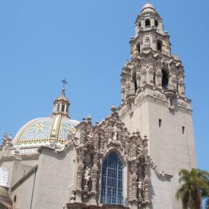 ミイラも展示されている「サンディエゴ人類博物館」(San Diego Museum of Man)