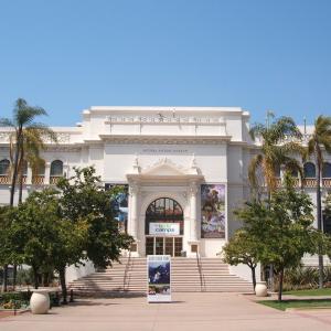 サンディエゴ自然史博物館 (San Diego Natural History Museum)