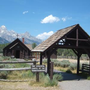 【映画シェーンでも有名な壮大な風景】グランドティトン国立公園 (Grand Teton National Park)