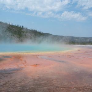 【見どころ満載】イエローストーン国立公園 (Yellowstone National Park) カイザー・カントリー (Ceyser Country)