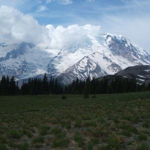 マウントレニエ国立公園 (Mount Rainier National Park)