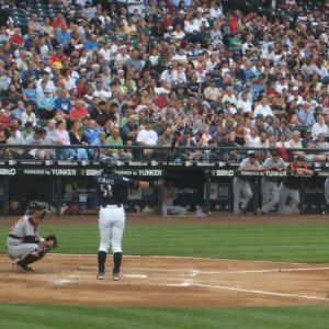 Ichiro at the MLB Game (Baltimore Orioles vs. Baltimore Orioles)