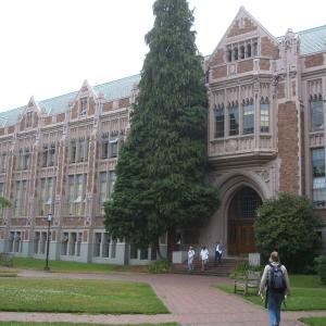【シアトルの名門州立大学】ワシントン大学 (University of Washington)