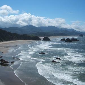 【絶景が拡がるオレゴン州の海岸】オレゴン・コースト (Oregon Coast)